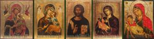 ikonok készítése