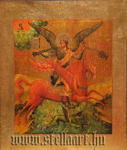 ördögűző Szent Mihály arkangyal