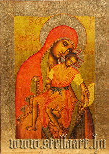Kykkotissa Isten anyja