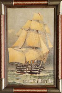 Nelson admirális vezérhajója