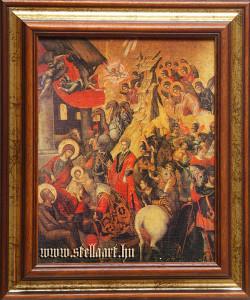 Jézus születése és a három király,Gáspár,Megyhért,Boldizsár