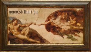 Michelangelo,Sixtus kápolna